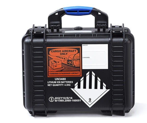 Battery Flight Case